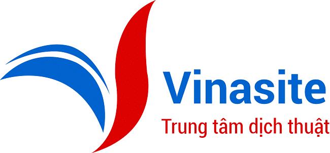 trung tâm dịch thuật vinasite