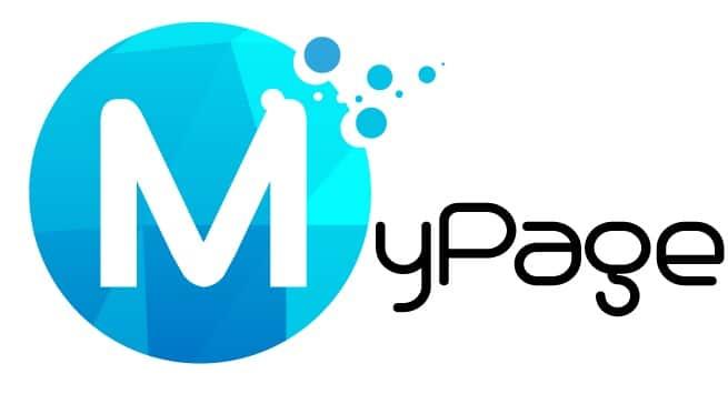 công ty thiết ké web my page