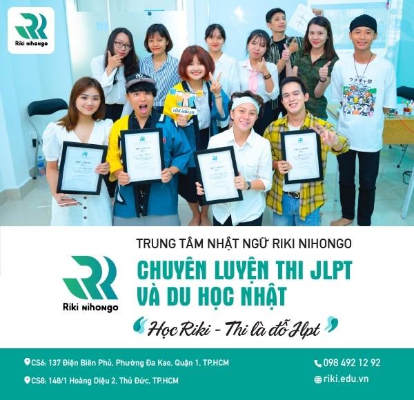 Bảo Hân, Quang Anh và Miss Hutech Sài Gòn tham dự lớp học đặc biệt của Riki