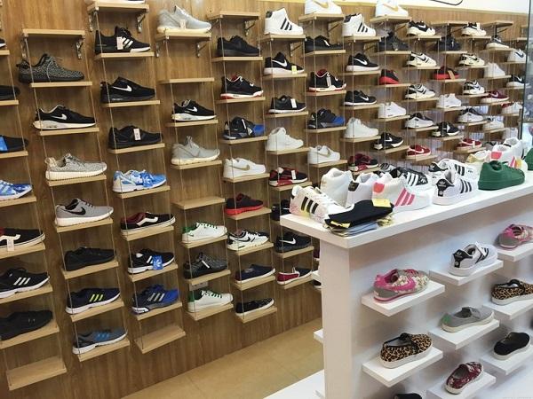 top 10 shop giay sneaker dep va chat luong nhat tai tphcm