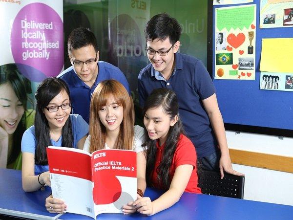 Luyên thi IELTS tại British Council TPHCM
