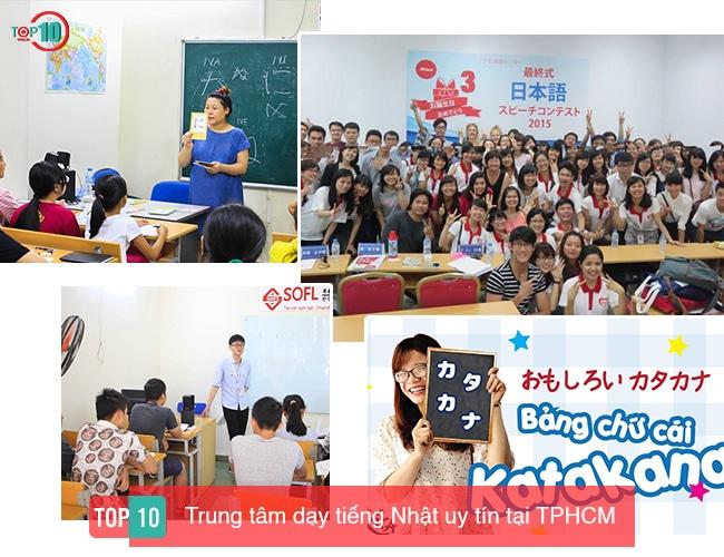 trung tâm dạy tiếng Nhật bản tại tphcm