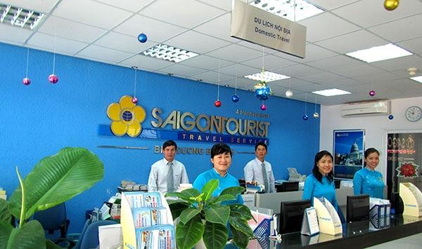 Công ty du lịch Saigon Tourist
