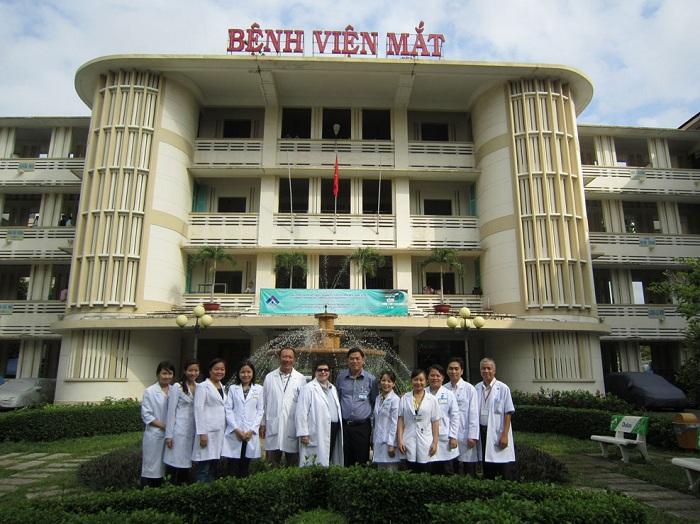 bệnh viện mắt tphcm