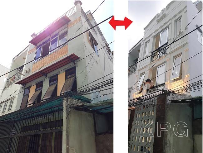 Công ty chuyên sửa nhà đẹp KIẾN PHÚC GIA