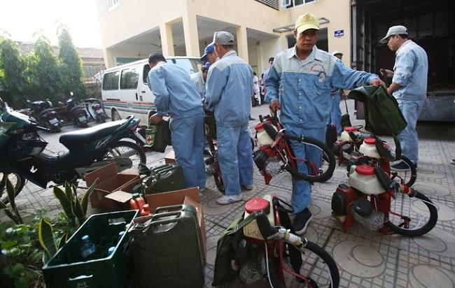 công ty diệt côn trùng Đông Nam Á