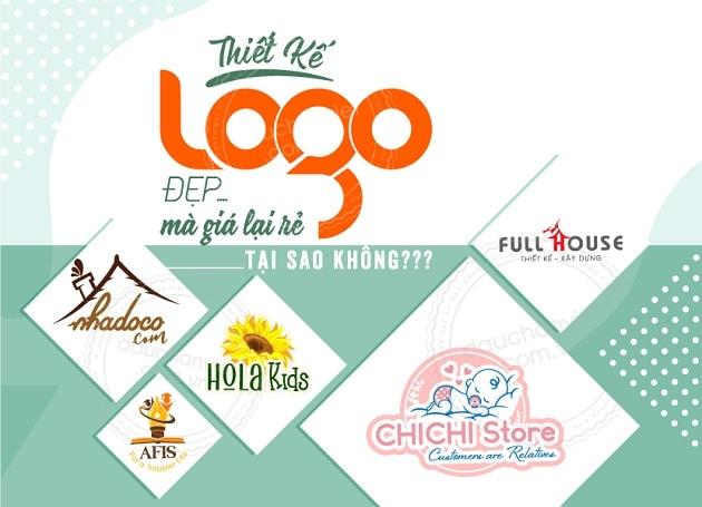 dịch vụ thiết kế logo dấu chân việt