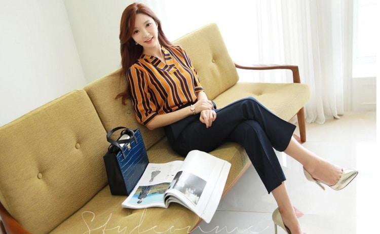 Thời trang công sở Hàn quốc