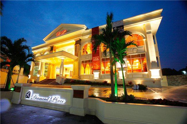 Trung tâm Hội nghị & Nhà hàng Tiệc cưới Diamond Place