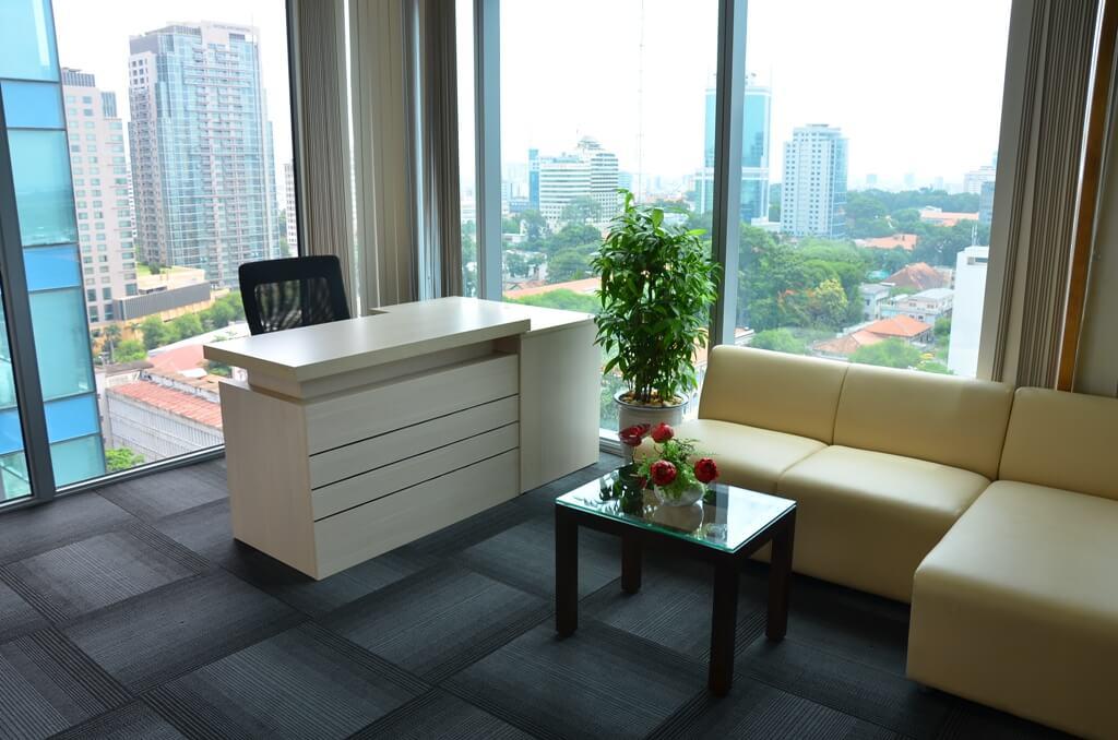 Top 10 văn phòng chia sẻ hiện đại nhất TP.HCM 2018: Công ty Central Office