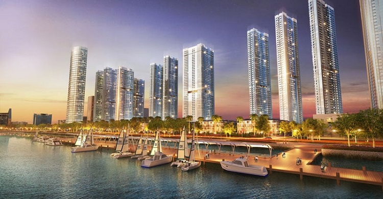 Vinhomes Golden River - Khu đô thị mới đáng sống nhất tại TPHCM - 2
