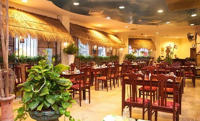 Top 10 địa điểm tổ chức sinh nhật cho bé đẹp nhất tại TP HCM: Nhà hàng Hai Lúa
