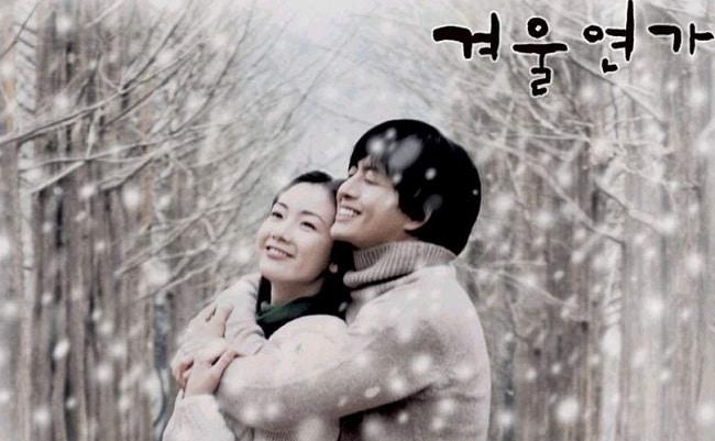 Top 10 những bộ phim Hàn Quốc hay nhất: Bản tình ca mùa đông