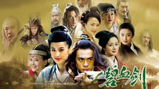 Top 10 phim cổ trang Trung Quốc: Bích huyết kiếm