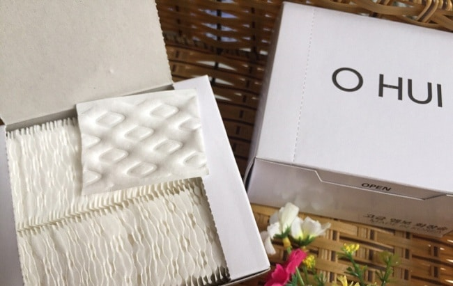 Top 10 loại bông tẩy trắng tốt nhất: O Hui