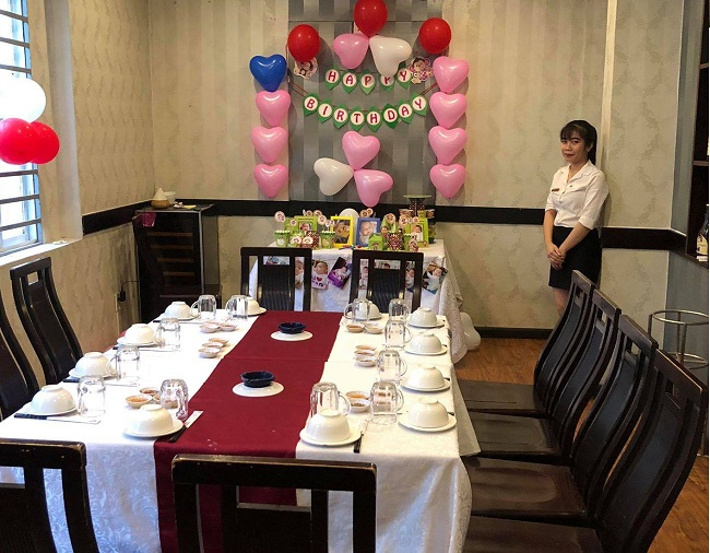 Top 10 địa điểm tổ chức sinh nhật cho bé đẹp nhất tại TP HCM: Cây dù quán