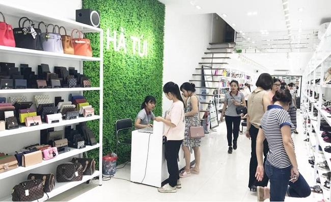 Top 10 cửa hàng túi xách nữ hàng đầu tại Hà Nội: Hà Túi