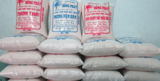 Top 10 cửa hàng bán gạo sạch uy tín tại Tp.HCM: Hồng Phát