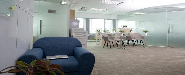 Top 10 văn phòng chia sẻ hiện đại nhất TP.HCM 2018: Công ty IBC Office