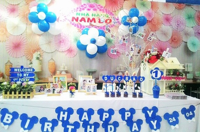 Top 10 địa điểm tổ chức sinh nhật cho bé đẹp nhất tại TP HCM: Làng nướng Nam Bộ