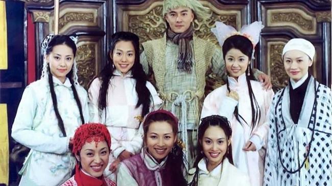 Top 10 phim cổ trang Trung Quốc: Lộc đỉnh ký