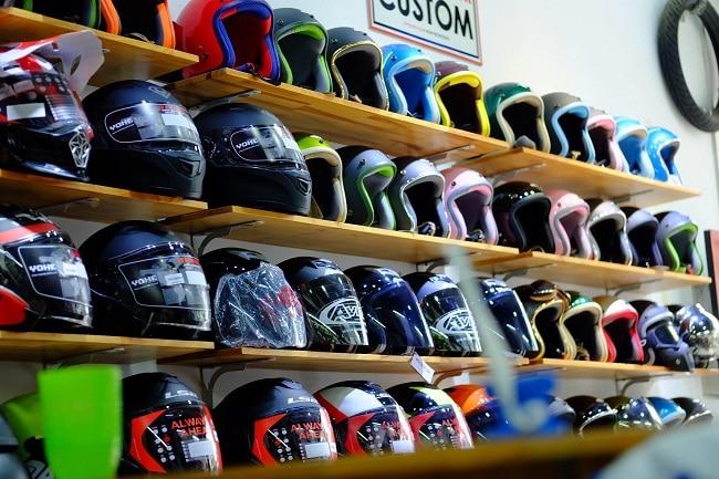 Top cửa hàng mũ bảo hiểm