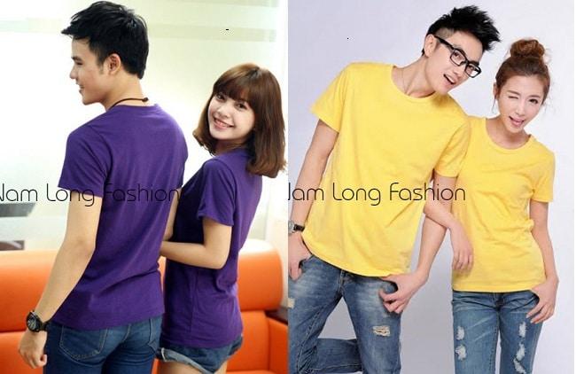 Top 10 xưởng bán áo thun trơn sỉ rẻ nhất TP HCM: Nam Long