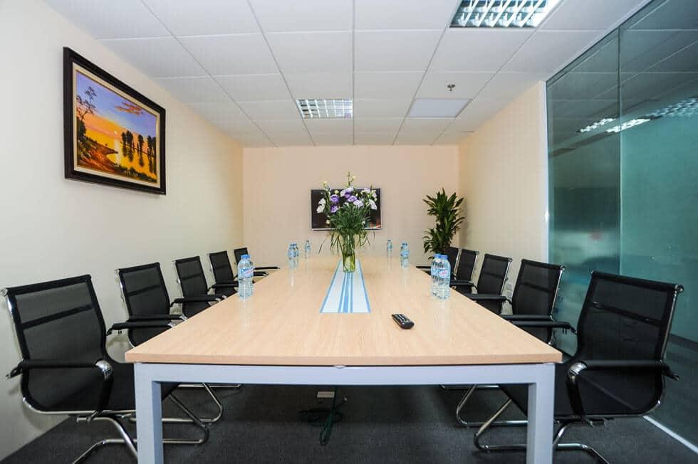 Top 10 văn phòng chia sẻ hiện đại nhất TP.HCM 2018: Green Office
