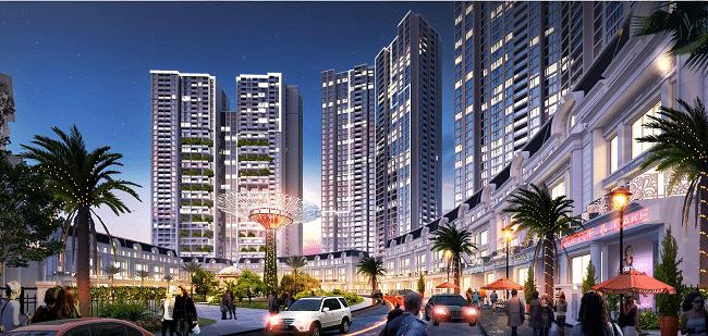 Top 10 doanh nghiệp bất động sản lớn nhất Việt Nam hiện nay: Sunshine Group
