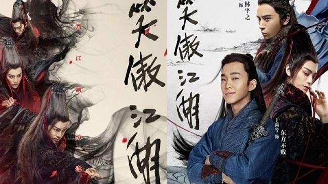 Top 10 phim cổ trang Trung Quốc: Tiếu ngạo giang hồ