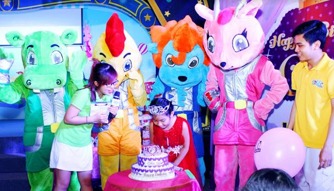 Top 10 địa điểm tổ chức sinh nhật cho bé đẹp nhất tại TP HCM: tiNiWorld