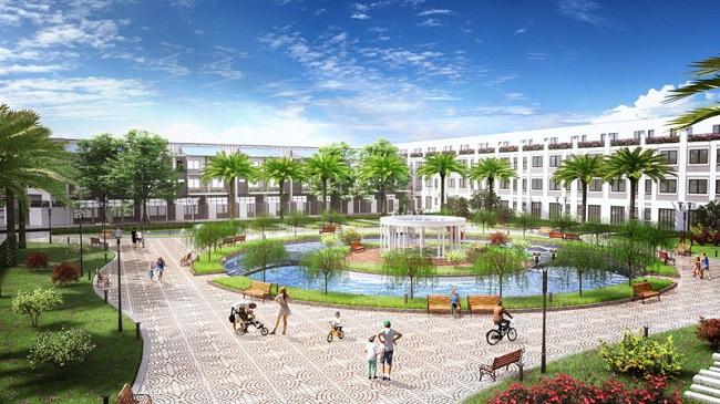 Top 10 doanh nghiệp bất động sản lớn nhất Việt Nam hiện nay: TNR Holding