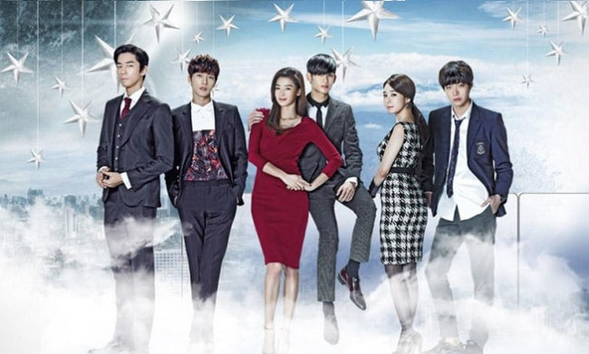 Top 10 những bộ phim Hàn Quốc hay nhất: Vì sao đưa anh tới