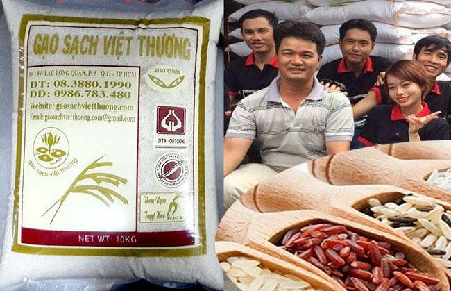 Top 10 cửa hàng bán gạo sạch uy tín tại Tp.HCM: Việt Hương