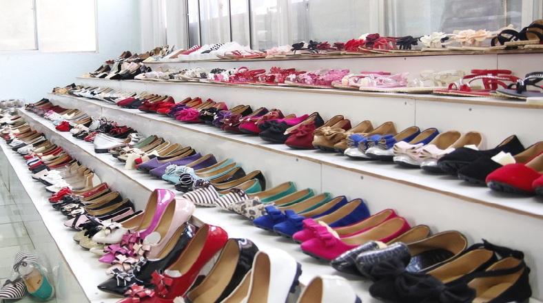 Top 5 xưởng giày dép chuyên sỉ uy tín tại Tp.HCM: Xưởng giày Ngọc Thạch