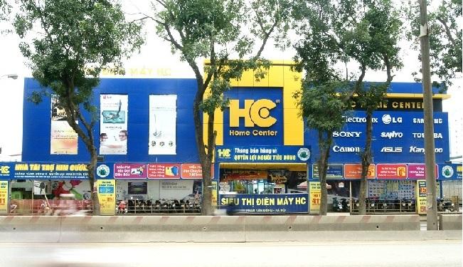 Siêu thị điện máy HC tại Hà Nội