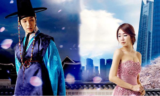 Top 10 phim xuyên không: Queen In Hyun's man