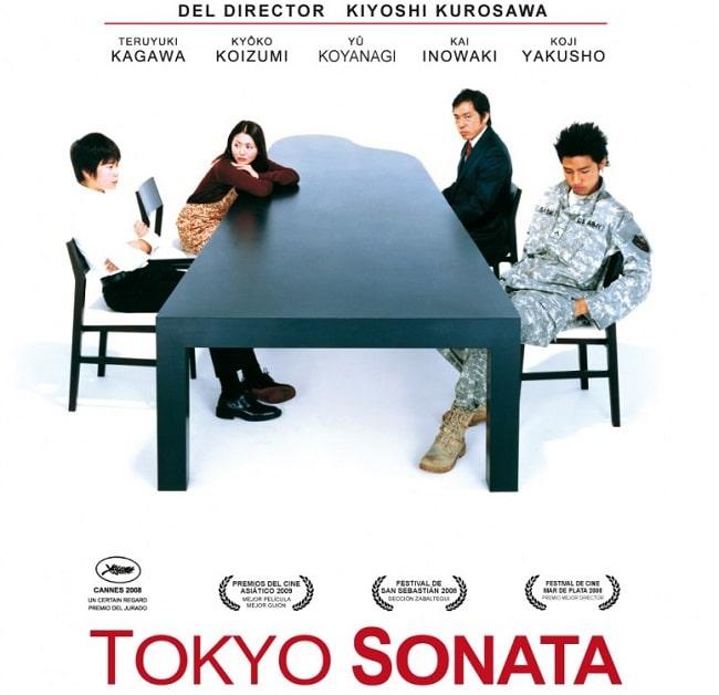 Top 10 phim Nhật hay nhất mọi thời đại: Tokyo Sonata