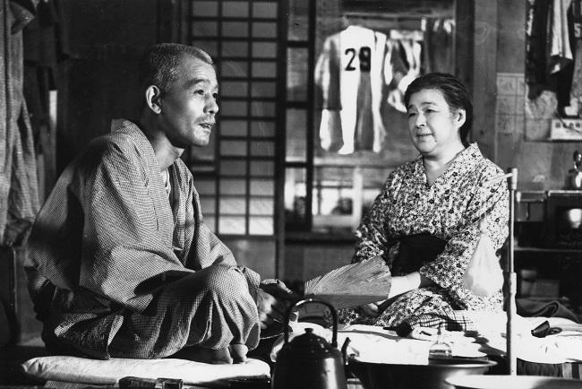 Top 10 phim Nhật Bản hay nhất: Tokyo Story