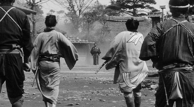 Top 10 phim Nhật Bản hay nhất: Yojimbo