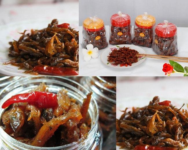 Những món thức ăn đặc sản Quảng Ngãi không thể nào bỏ qua: Cá bống sông trà