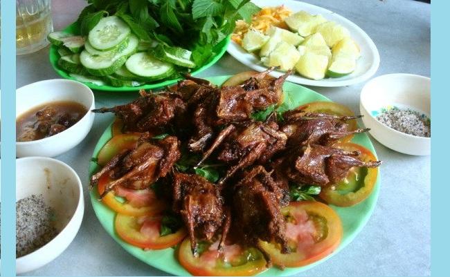 Những món ăn đặc sản Quảng Ngãi không thể bỏ qua: Chim mía