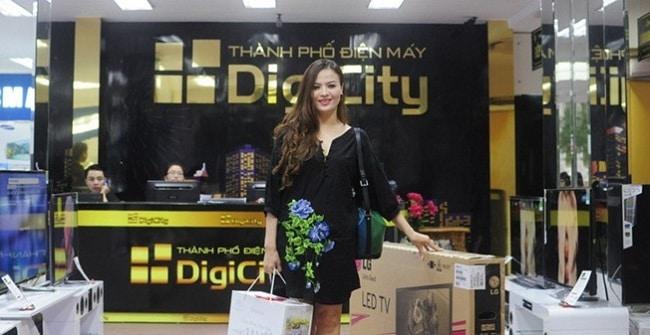 Siêu thị điện máy DigiCity tại Hà Nội