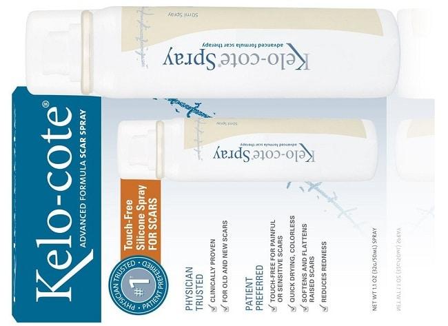 Top 10 thuốc trị sẹo tốt nhất có thể bạn nên sử dụng: Kelo-cote