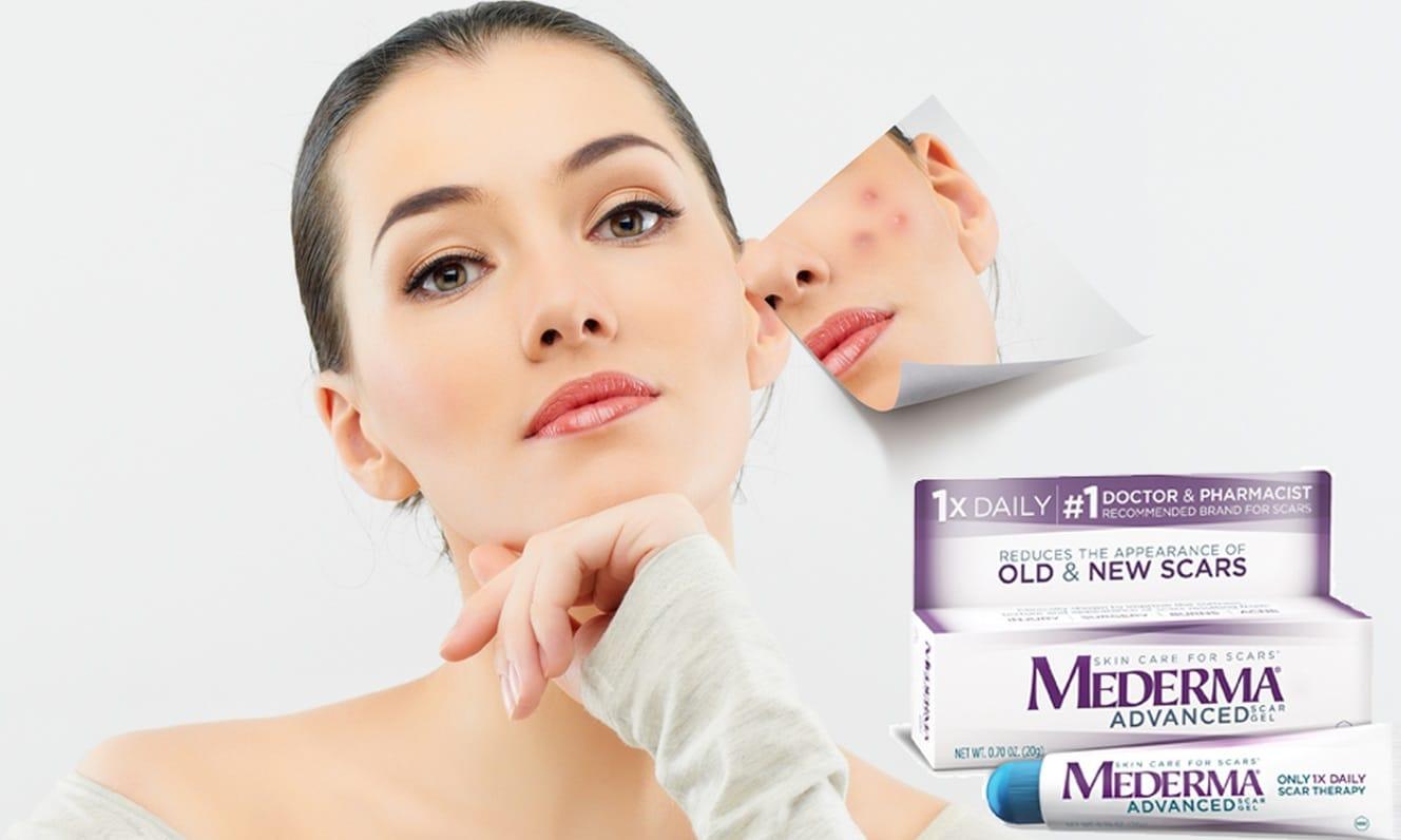 Top 10 thuốc trị sẹo rất tốt bạn nên sử dụng: Mederma