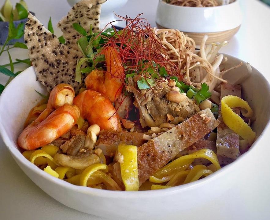Những món ăn đặc sản Quảng Ngãi không thể bỏ qua: Mì Quảng