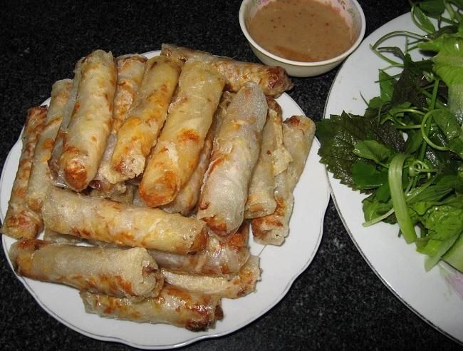 Những món ăn đặc sản Quảng Ngãi không thể bỏ qua: Ram bắp