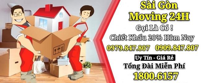 Dịch Vụ Chuyển Văng Phòng Sài Gòn Moving