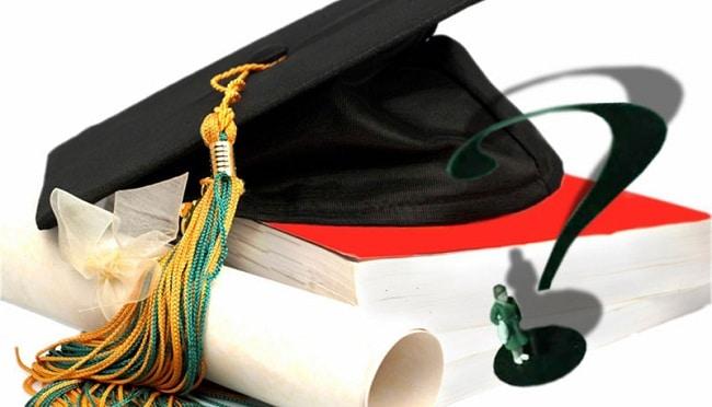 Top 10 nguyên nhân thất nghiệp của sinh viên: quá tự cao vào tấm bằng đại học