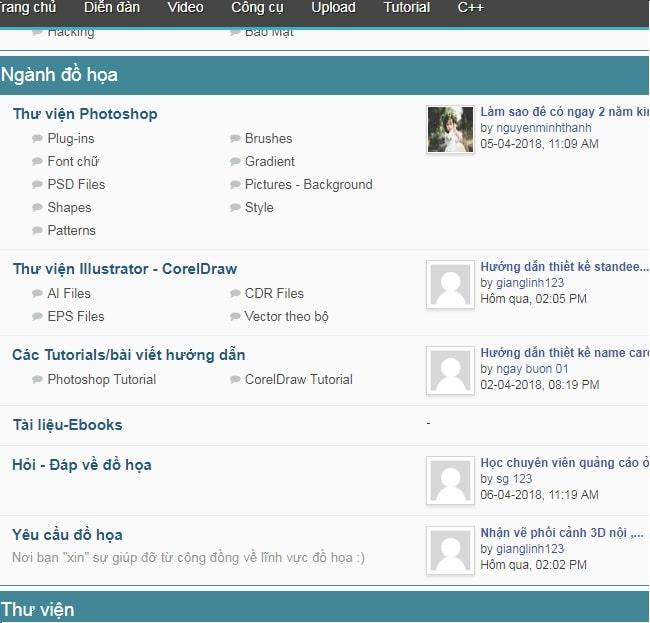 Top website diễn đàn công nghệ lớn nhất tại Việt Nam: sinhvienit.net